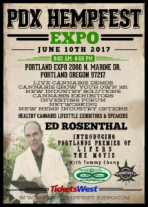 Lifers The Movie at PDX HF Expo 2017 Portland World Preview 5:30pm Sat Night June 10th